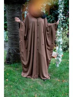 Abaya Canelle