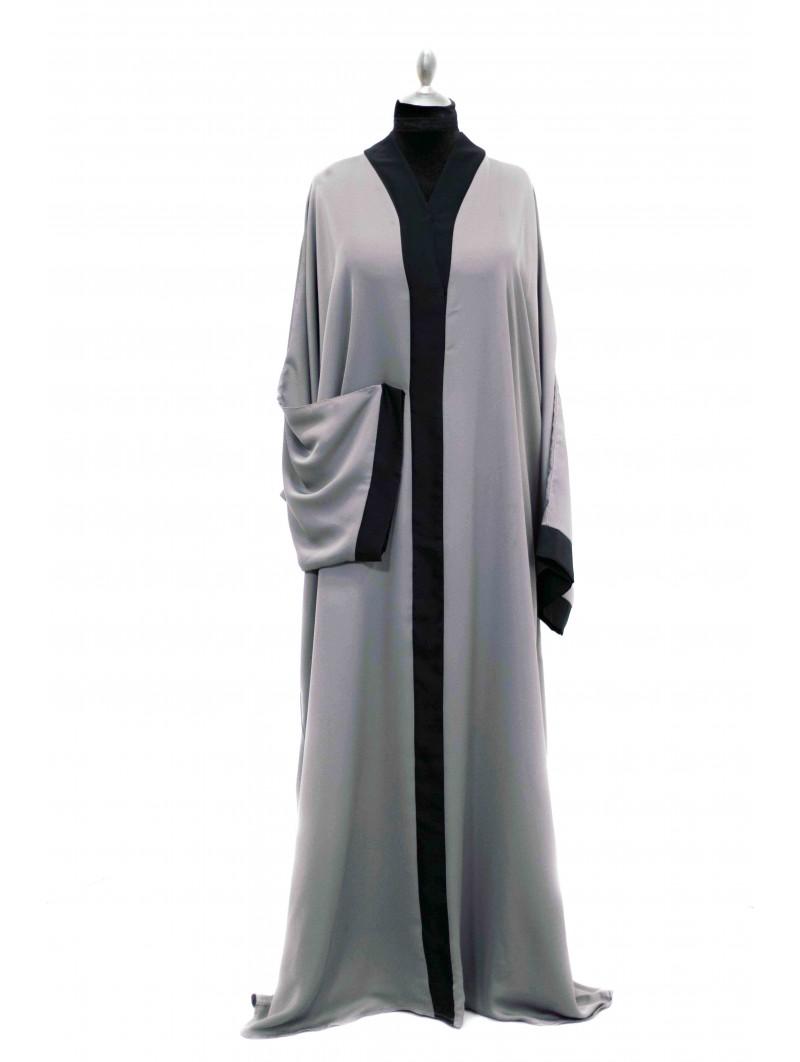 Abaya Azure